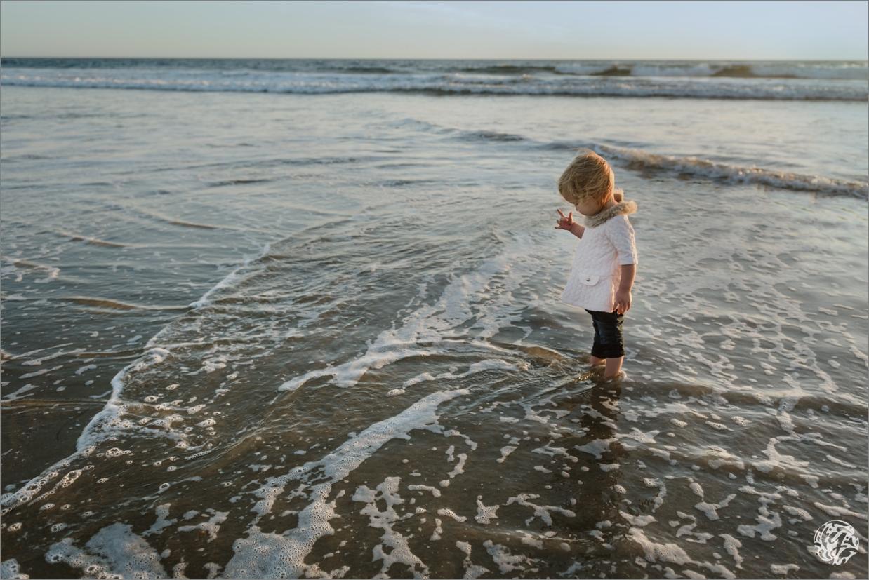 Yana's Photos - Los Angeles Family Beach Photographer - baby's first trip to ocean.jpg